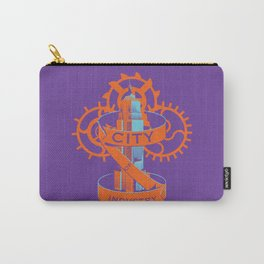 City Of Industry  Carry-All Pouch