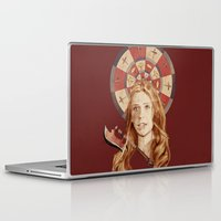 buffy Laptop & iPad Skins featuring Buffy by mycolour