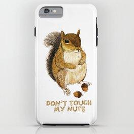 Irreverent Squirrel iPhone Case