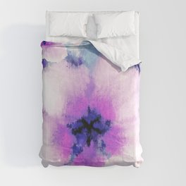 Rose of Sharon Bloom Comforters