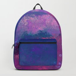Heredity In Mountbatten Pink Backpack