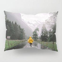 Lauterbrunnen valley Pillow Sham
