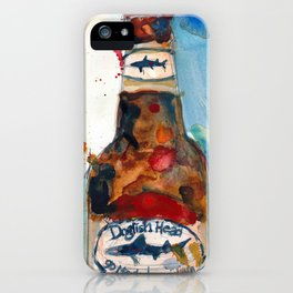 Dogfish Head Brewery - 90 Minute IPA  iPhone Case