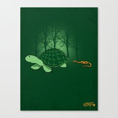 Be Proud of Who You Are - ( TMNT Turtle ) Canvas Print