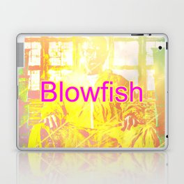 Blowfish Laptop & iPad Skin
