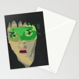 Paint by Number Lydia Deetz Stationery Cards