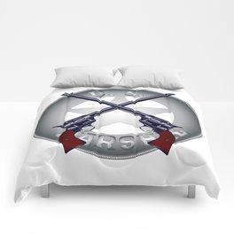 US Marshal Guns and Badge Comforters