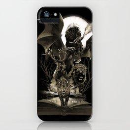 Book of Kingdoms iPhone Case