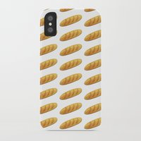 bread iPhone & iPod Cases featuring bread by Bread Sports