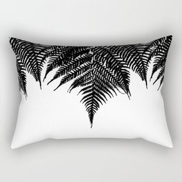 Fern Fringe Rectangular Pillow
