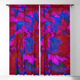 ovoid dynamics 2 Blackout Curtain