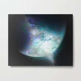 A piece of cosmo Metal Print