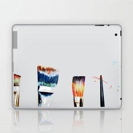 Brushes Laptop & iPad Skin
