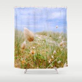 Sea grasses Shower Curtain