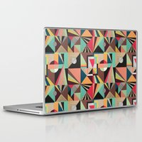 prism Laptop & iPad Skins featuring Prism by Kerry Lacy