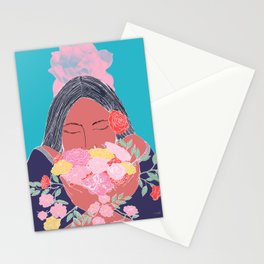 Appreciating the Small Things in Life Stationery Cards