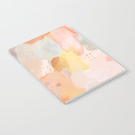 Abstract Watercolor Notebook