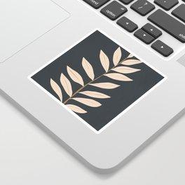 Minimal Art /Plant2 Sticker