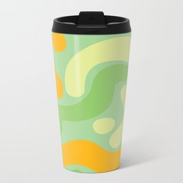 Tropical - Flu Metal Travel Mug