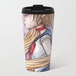 Sailor Moon Metal Travel Mug