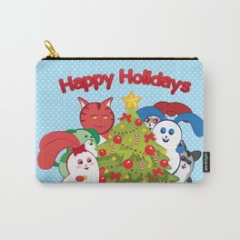 Ernest | Winter Holidays Carry-All Pouch