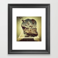 Within You Without You Framed Art Print