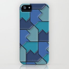 Geometrix 118 iPhone Case