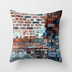 The Haphazard Approach Throw Pillow