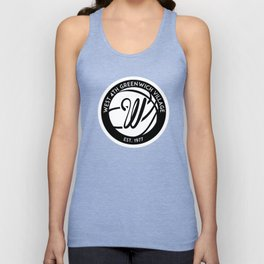 "West 4th ""The Cage"", Greenwich Village, New York City Basketball Unisex Tank Top"