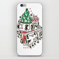 fez iPhone & iPod Skins featuring Fez by Polypop