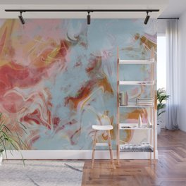agate art Wall Mural