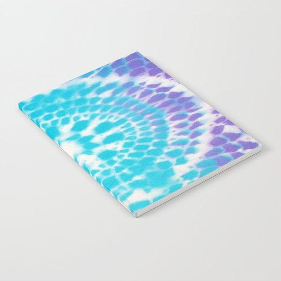 Scale Mandala Pattern Notebook