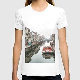 Milano Navigli - Italy T-shirt
