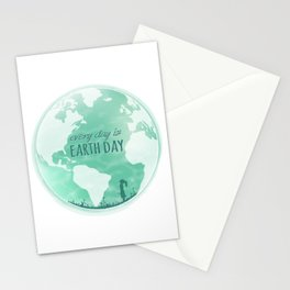 Every Day Is Earth Day - 04 Stationery Cards