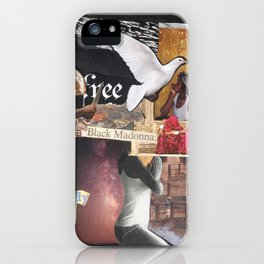 Our Lady of Nothing Fair iPhone Case