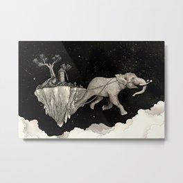 Last Night's Dream Metal Print