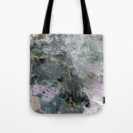 Moss Agate 5 Tote Bag