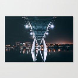 Infinity Bridge Canvas Print
