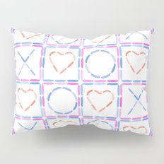 Hearts XOX Pillow Sham