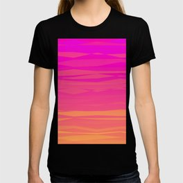 Modern abstract covers set abstract geometric T-shirt