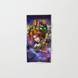 Fairy love and magic Hand & Bath Towel