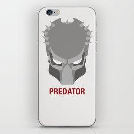 PREDATOR iPhone Skin