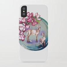 Deer iPhone X Slim Case