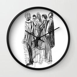 20170226 Wall Clock
