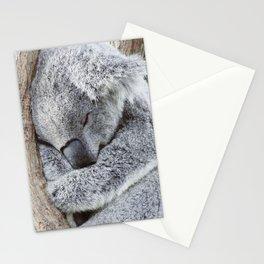Sleeping Koala Stationery Cards