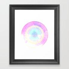 Hypernova Framed Art Print