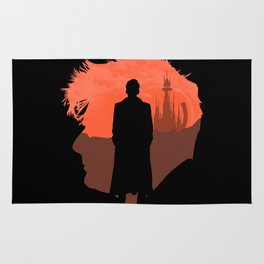 10th Doctor's world Rug