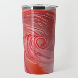 Just a Rose Travel Mug