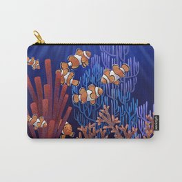 Clown Fish tank Carry-All Pouch