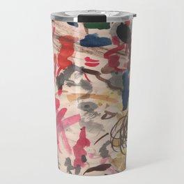 Blotches Travel Mug